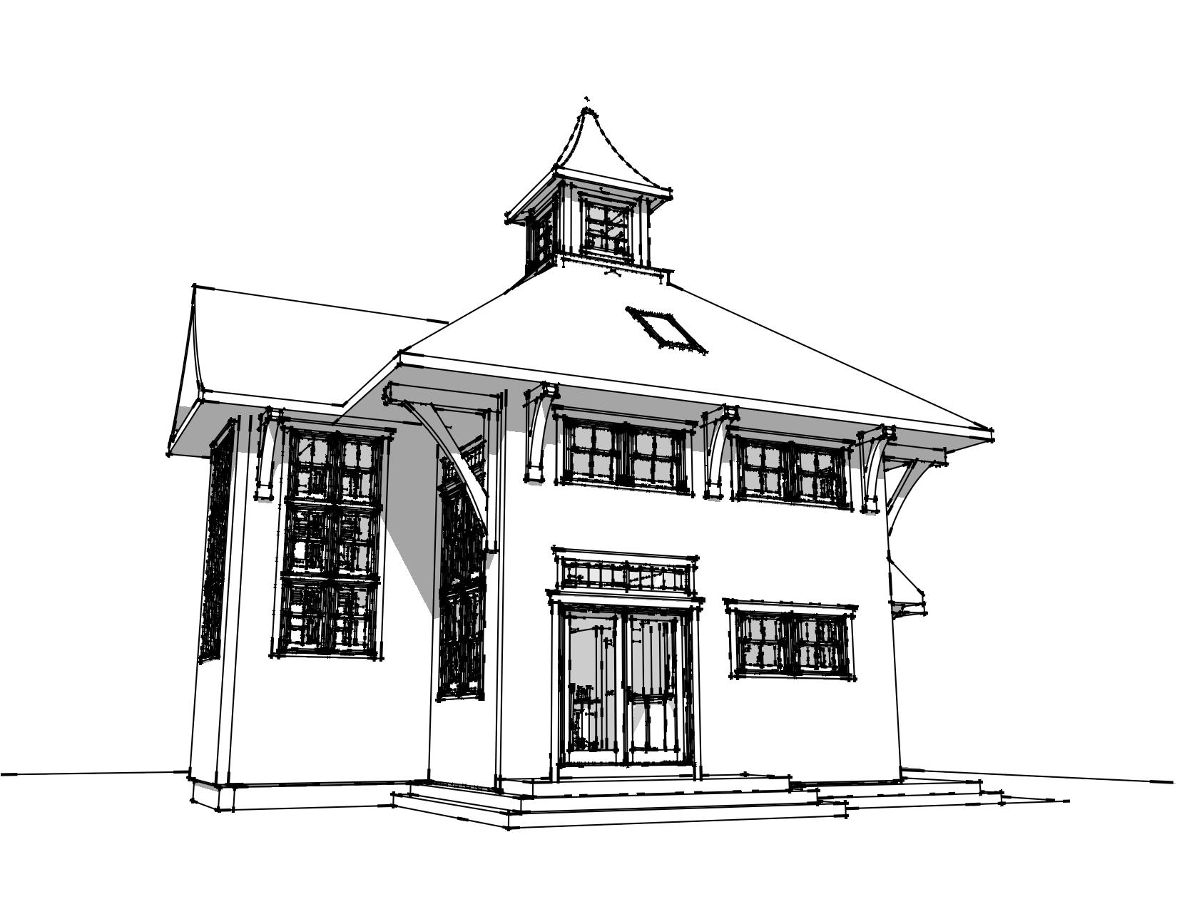 Common House bw 2 060817